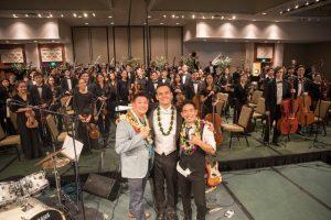 MEMBER SPOTLIGHT: Hawaii Youth Symphony President Randy Wong